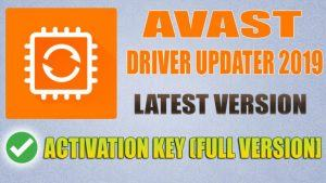 avast driver update