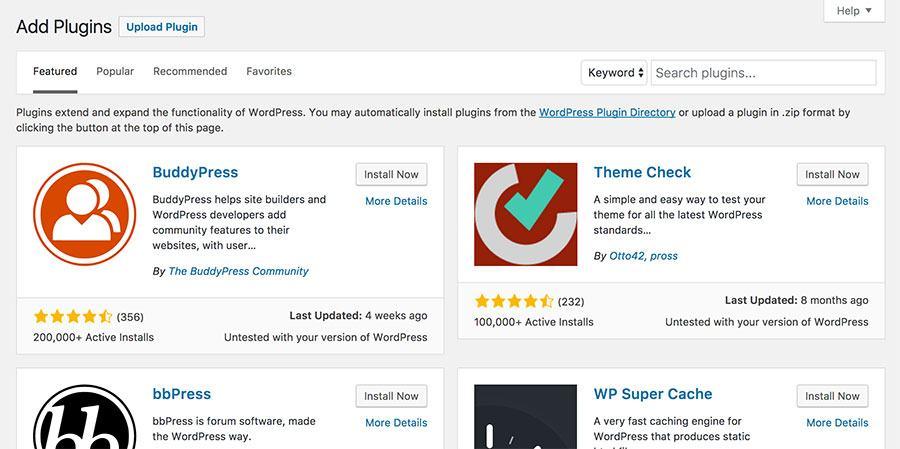 Hướng dẫn cài đặt WordPress trên nhiều nền tảng và thiết lập cơ bản