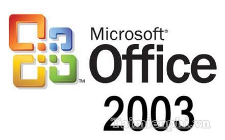 Microsoft Office 2003 – Bộ ứng dụng văn phòng phổ biến