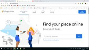 Hướng dẫn transfer tên miền về domains.google