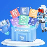 AWeber mới có gói Free, gửi Email Marketing miễn phí